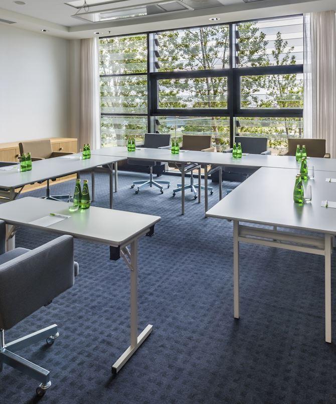 Sala Sztokholm idealna na spotkania biznesowe.